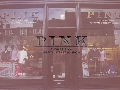 Thomas Pink Shop Style