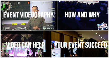 Event Videography: How and Why An Event Video Company Can Benefit Your Event And Your Audience