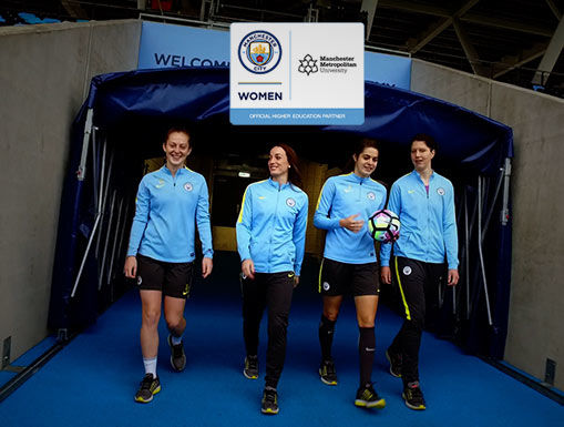 Manchester City Women and MMU