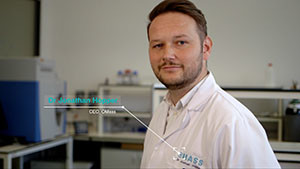 Scientific Corporate Video: Omass CEO