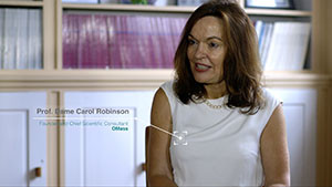 Scientific Corporate Video: Prof Dame Carol Robinson