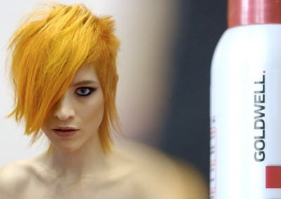 Gmex event video production -Goldwell Pro Hair Live